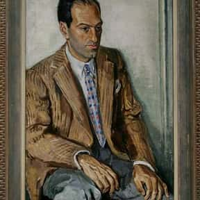 George Gershwin is listed (or ranked) 19 on the list List of Famous Pianists