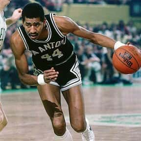 George Gervin is listed (or ranked) 23 on the list The Best NBA Players With No Championship Rings