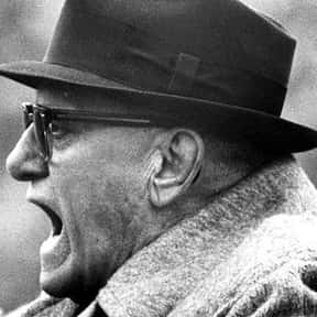 George Halas is listed (or ranked) 1 on the list The Best Chicago Bears Coaches of All Time