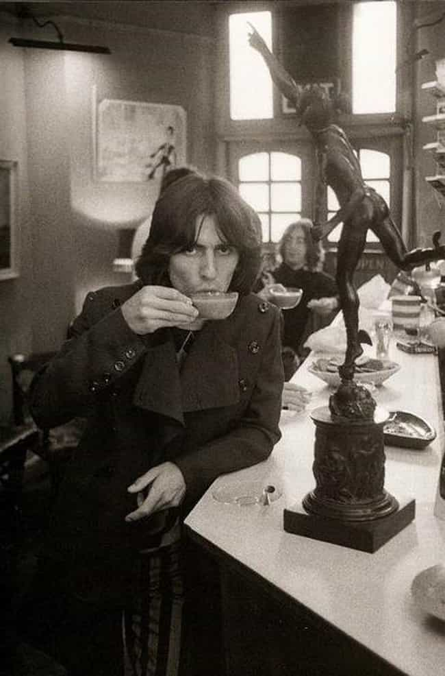 George Harrison is listed (or ranked) 4 on the list Celebrities Who Practice Hinduism