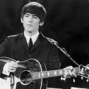 George Harrison is listed (or ranked) 19 on the list Which Artist Would You Bring Back From The Dead To Write One More Song?