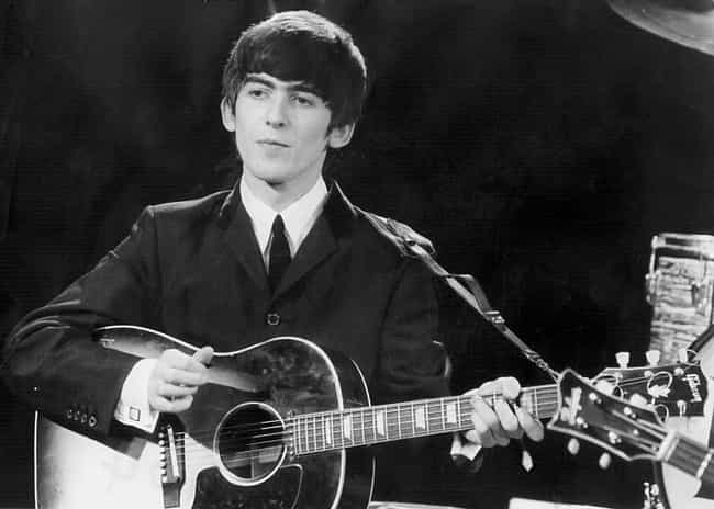 George Harrison is listed (or ranked) 4 on the list Famous People Born in 1915