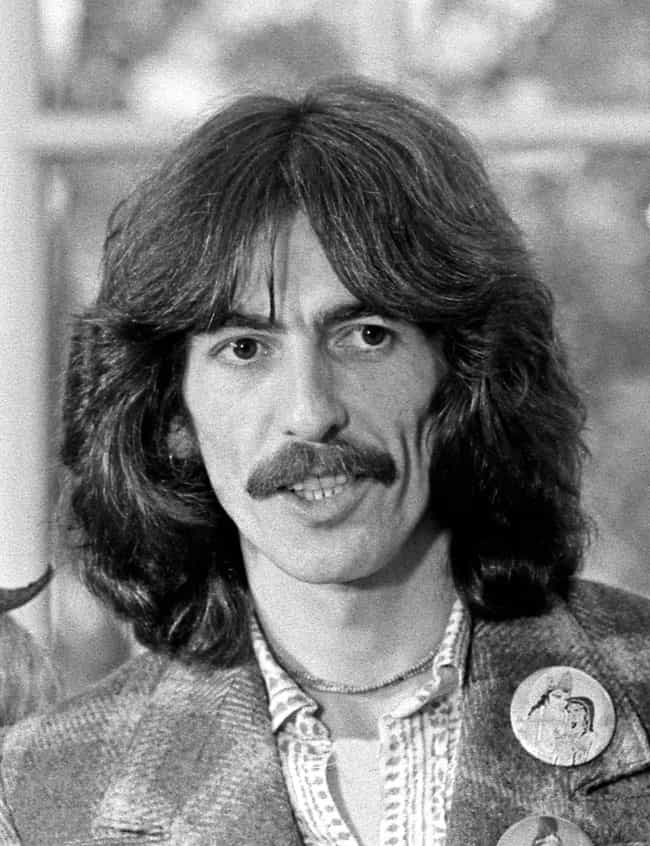 George Harrison is listed (or ranked) 1 on the list 21 Most Notoriously Introverted Rock Stars Of All Time, Ranked By How Much They Rock