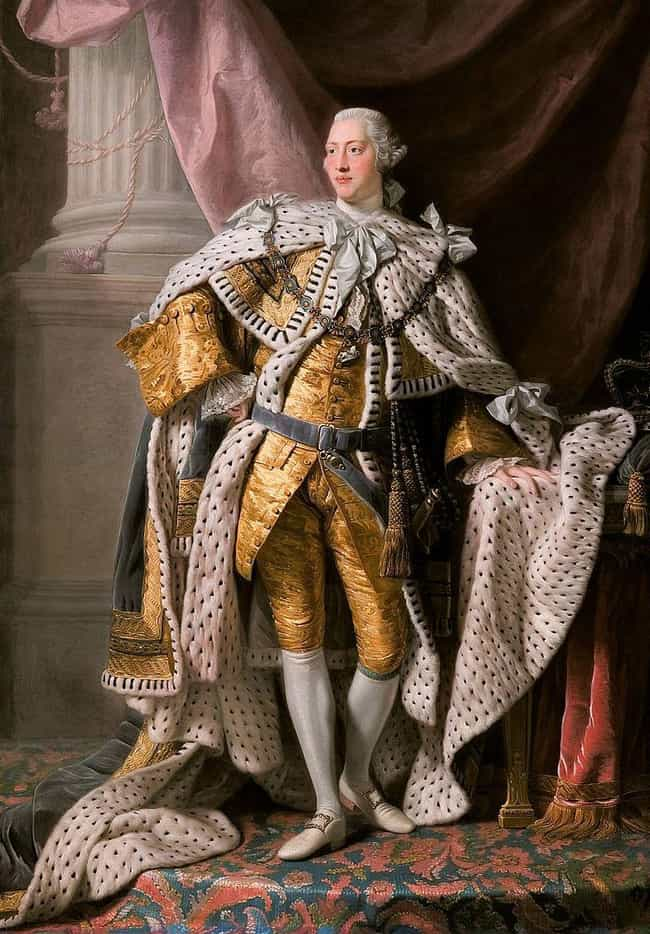 George III Of The United Kingdom