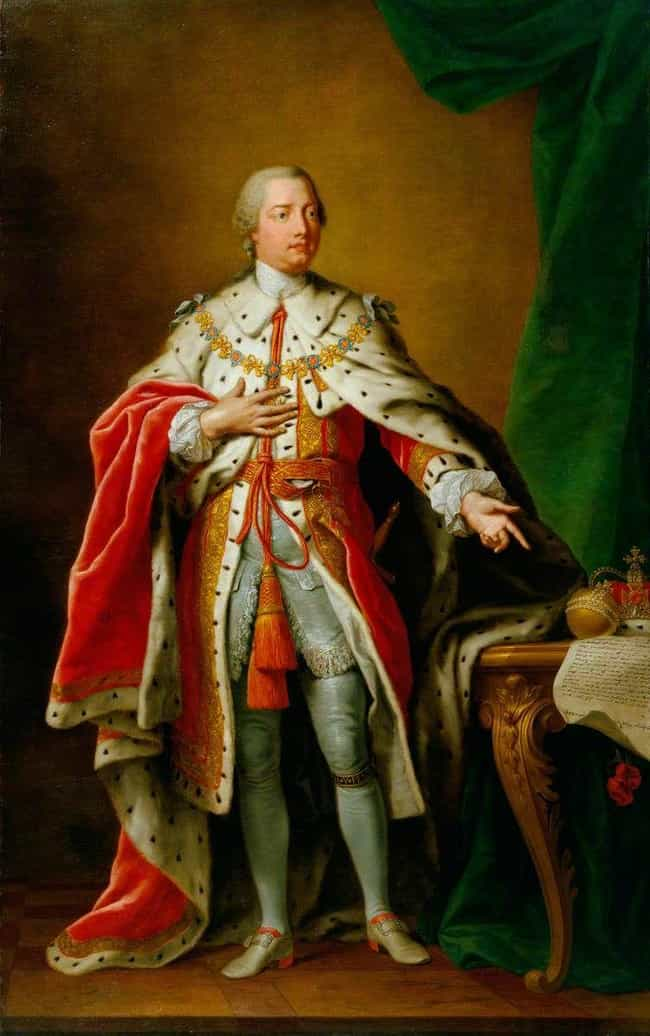 George III of the United... is listed (or ranked) 3 on the list 15 Bizarre Psychological Cases From History That Left Scientists Speechless
