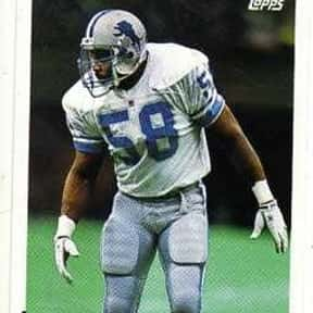 George Jamison is listed (or ranked) 13 on the list The Best Detroit Lions Linebackers of All Time
