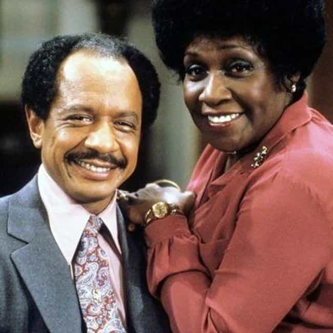 George Jefferson is listed (or ranked) 3 on the list The Best Married Couples In TV History