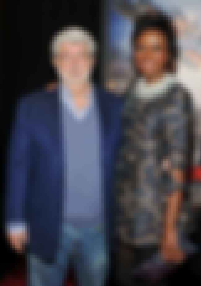 George Lucas is listed (or ranked) 4 on the list 15 Famous White Men Married to Black Women