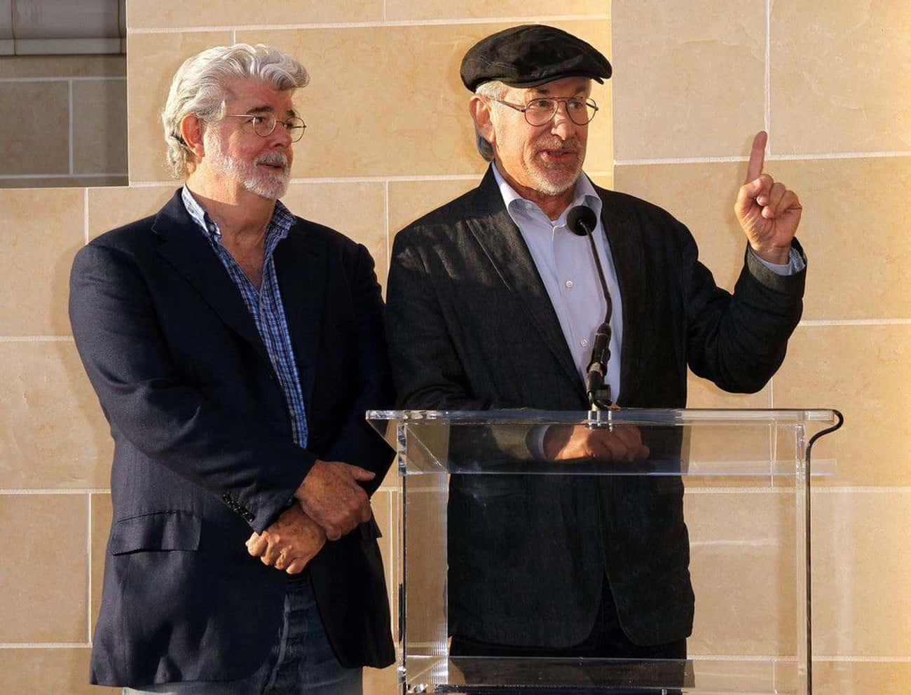 George Lucas is listed (or ranked) 3 on the list Celebrities Who Turned 75 in 2019