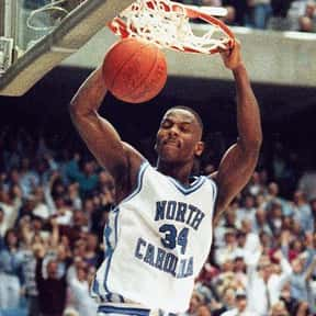 George Lynch is listed (or ranked) 18 on the list The Greatest UNC Tar Heels Basketball Players of All Time