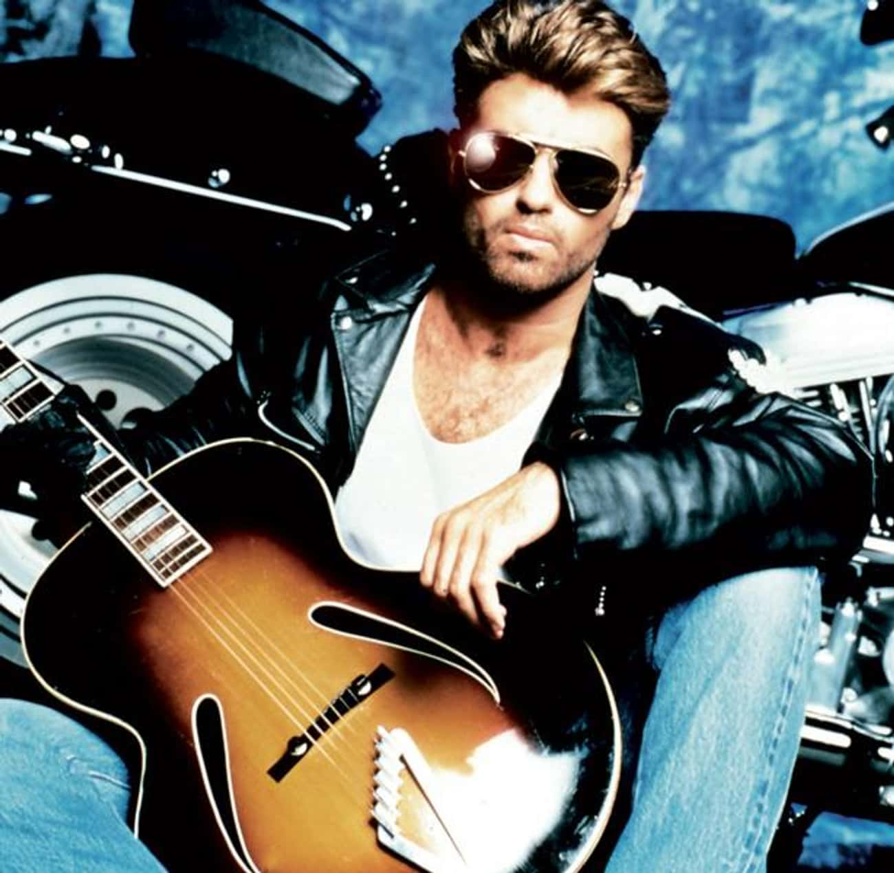 George Michael is listed (or ranked) 4 on the list The Greatest Gay Icons In Music