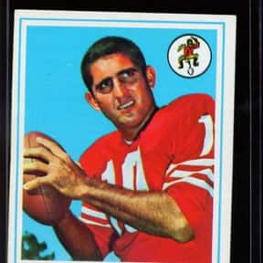 George Mira is listed (or ranked) 22 on the list The Best San Francisco 49ers Quarterbacks of All Time