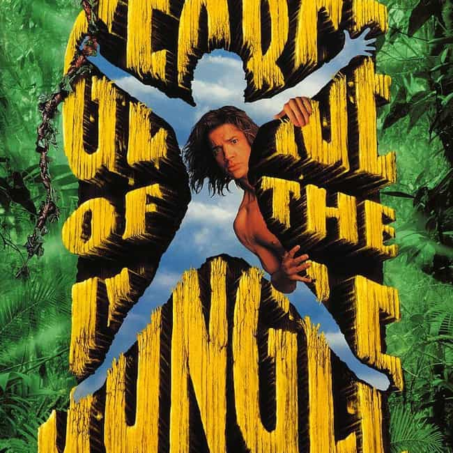 George of the Jungle is listed (or ranked) 1 on the list The 20 Most Absurd Translations of Film Titles