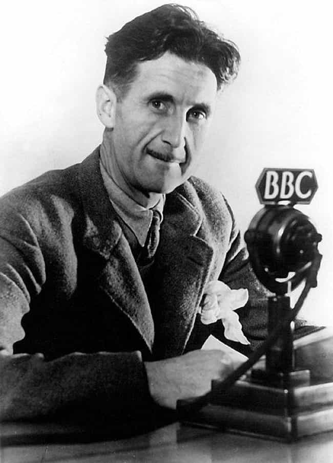 George Orwell is listed (or ranked) 3 on the list What The People Behind The Books You Read In High School Actually Look Like