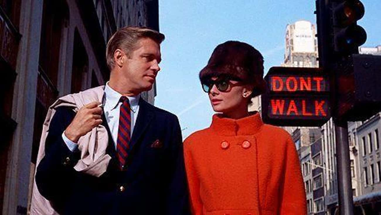 1961: George Peppard is listed (or ranked) 2 on the list Who Was Hollywood's Leading Man The Year You Were Born?