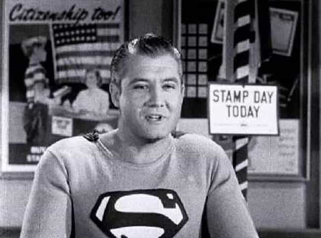 George Reeves is listed (or ranked) 3 on the list Famous Actors Who Committed Suicide