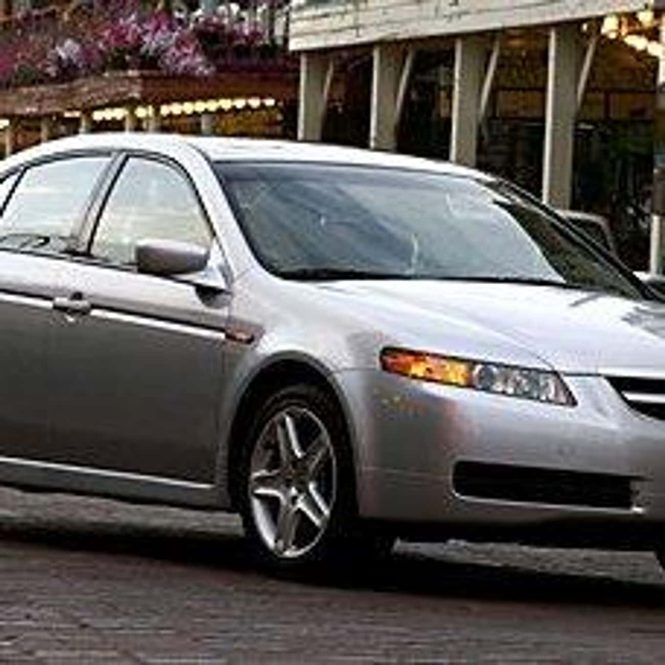 2006 Acura TL is listed (or ranked) 3 on the list List of All Cars Made in 2006