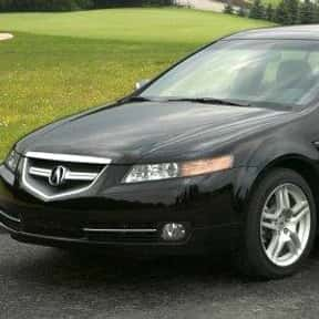 2008 Acura TL is listed (or ranked) 10 on the list The Best Sedans of All Time