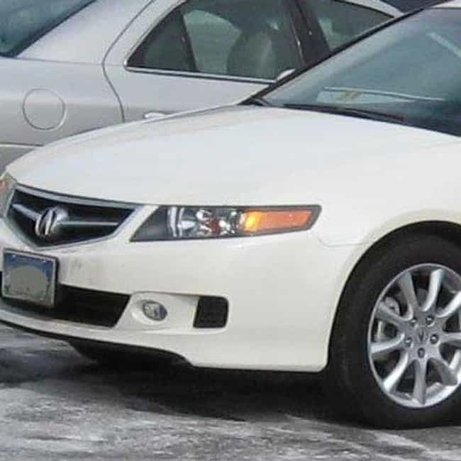 Most Reliable Acura TSXs
