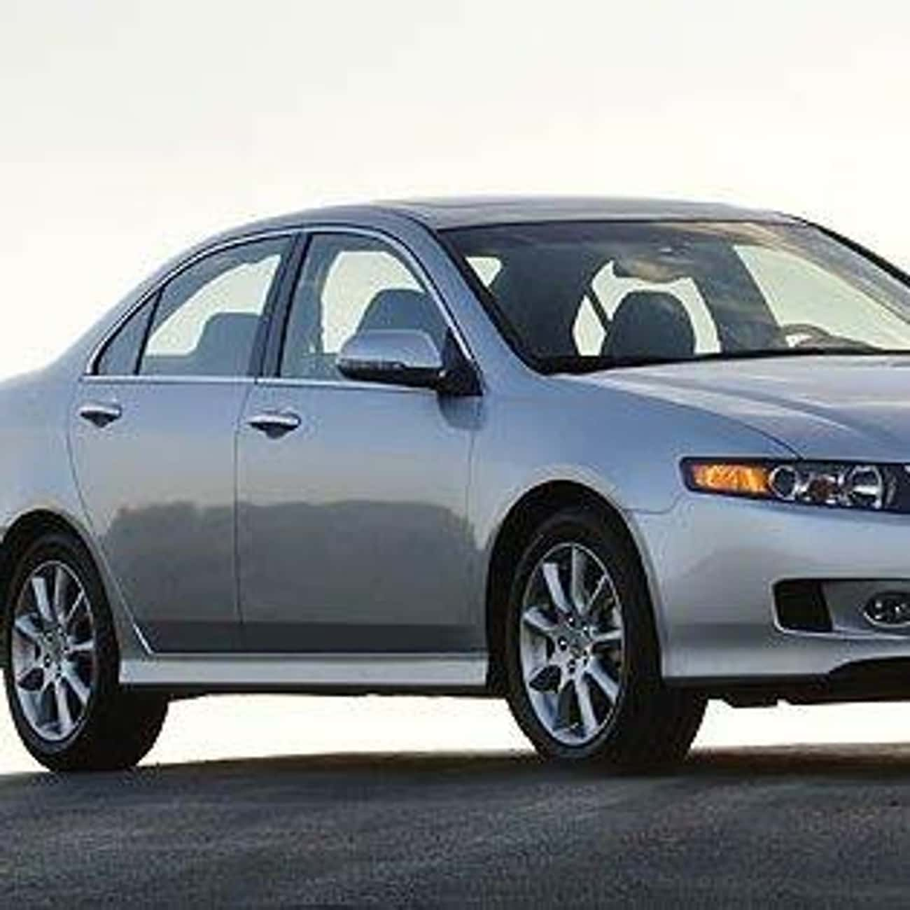 2006 Acura TSX is listed (or ranked) 4 on the list List of All Cars Made in 2006