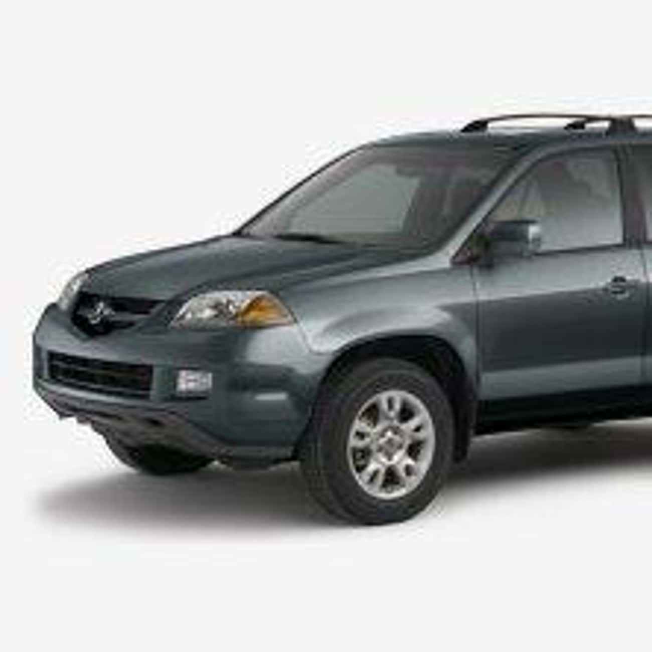 2006 Acura MDX is listed (or ranked) 1 on the list List of All Cars Made in 2006