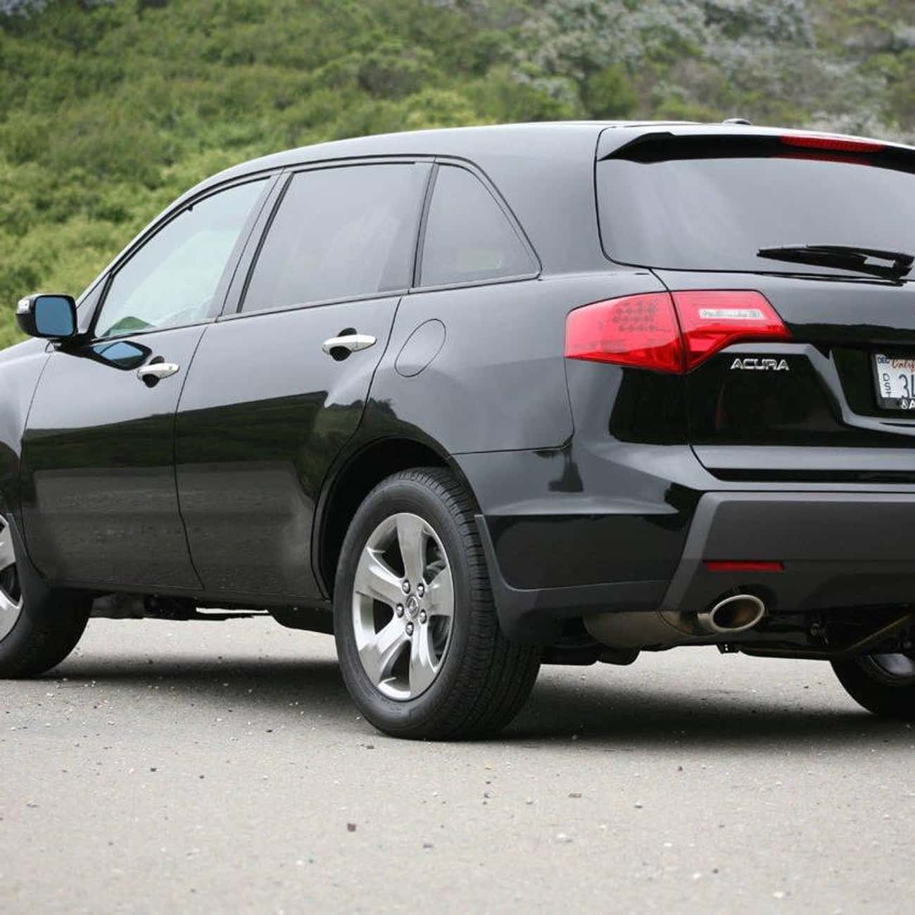 2008 Acura MDX is listed (or ranked) 3 on the list List of All Cars Made in 2008
