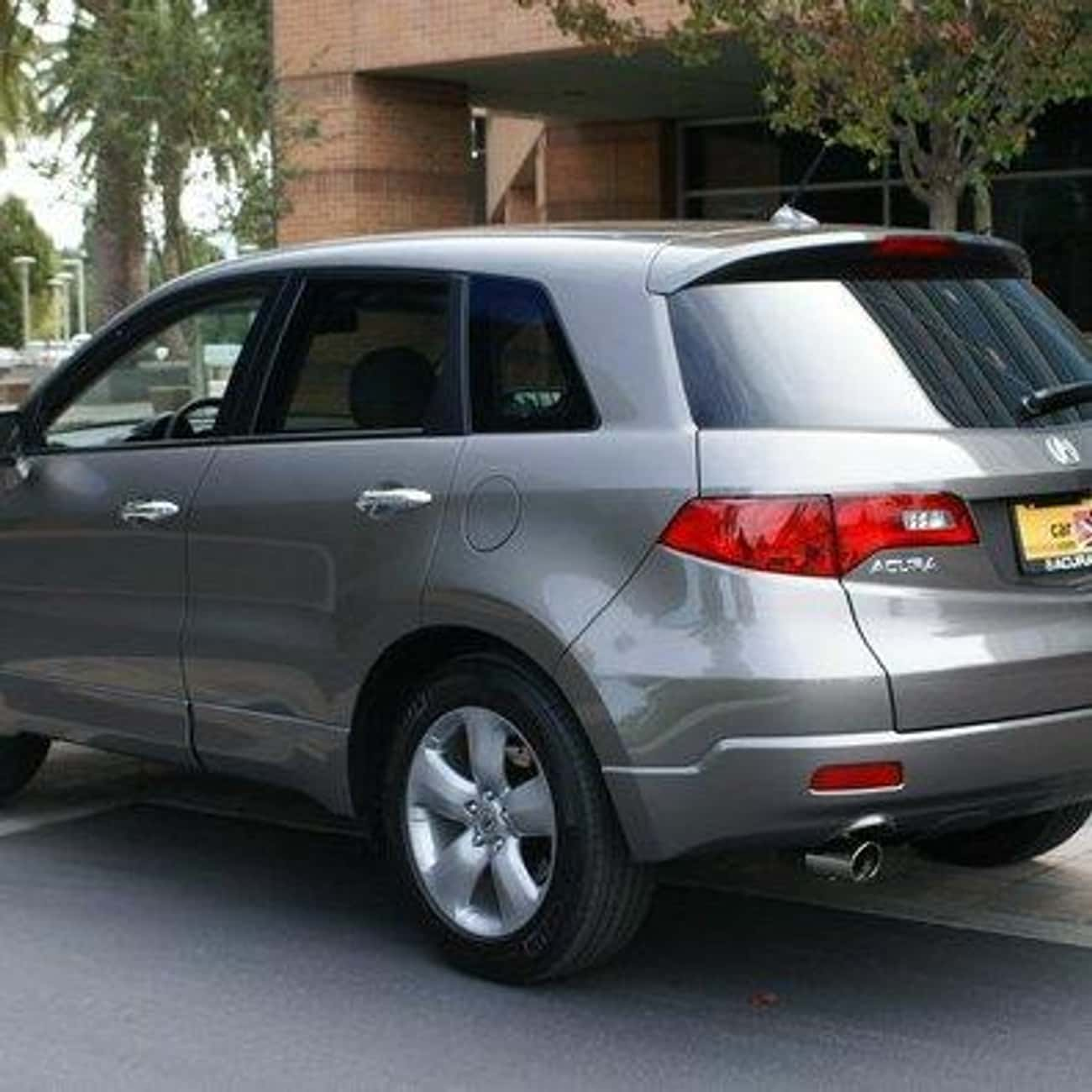 2008 Acura RDX is listed (or ranked) 4 on the list List of All Cars Made in 2008