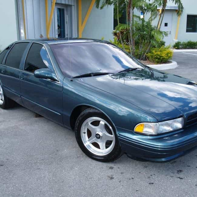 1996 Impala SS is listed (or ranked) 2 on the list The Best Chevrolet Impalas of All Time