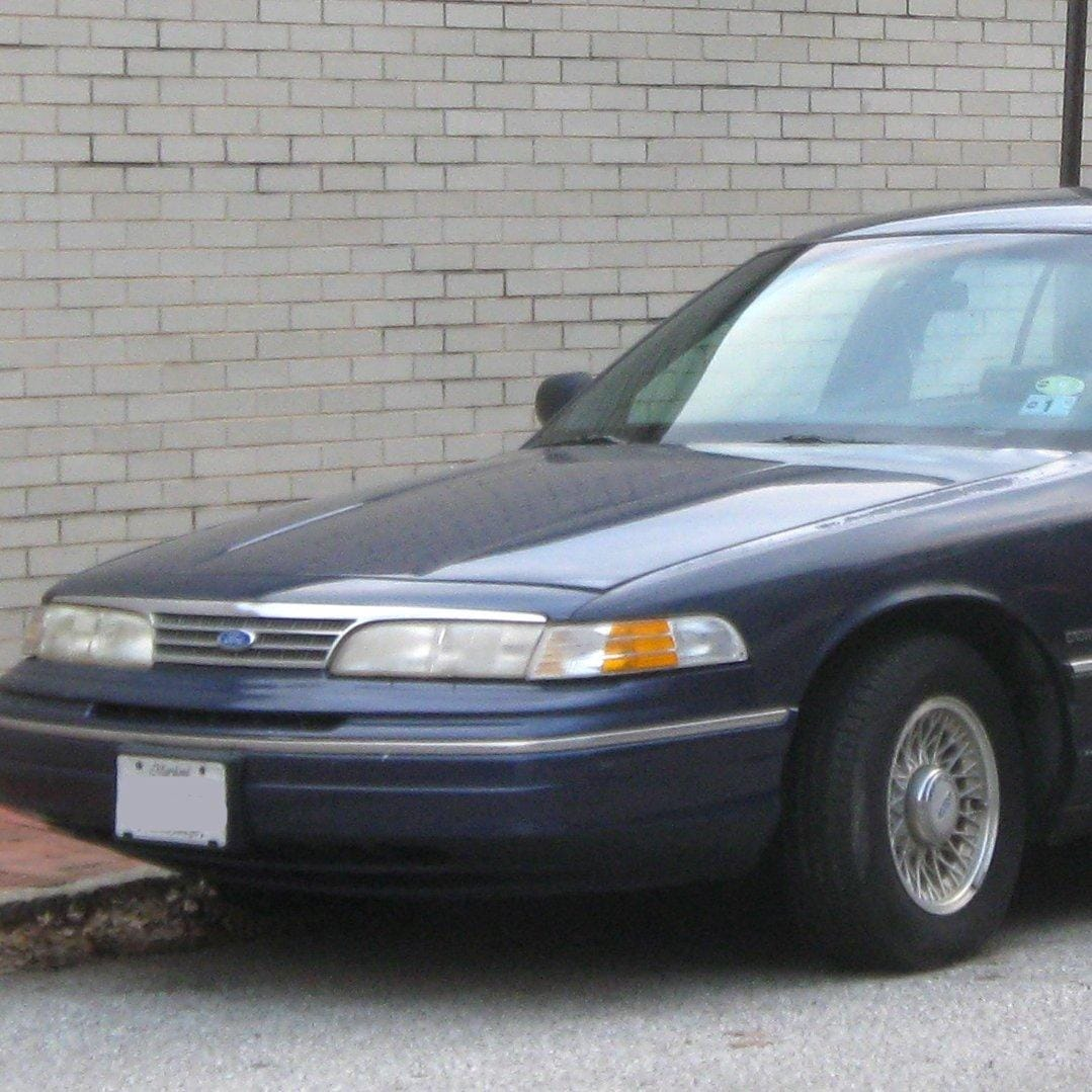 1994 Ford Crown Victoria Camshaft: 1994 Ford Crown Victoria Rankings & Opinions