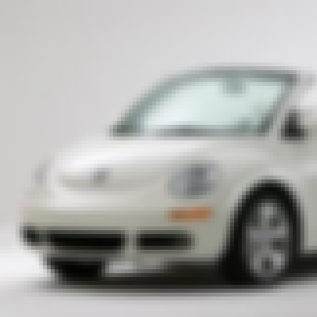 2007 Volkswagen New Beetle Con... is listed (or ranked) 4 on the list The Best Volkswagen New Beetles of All Time
