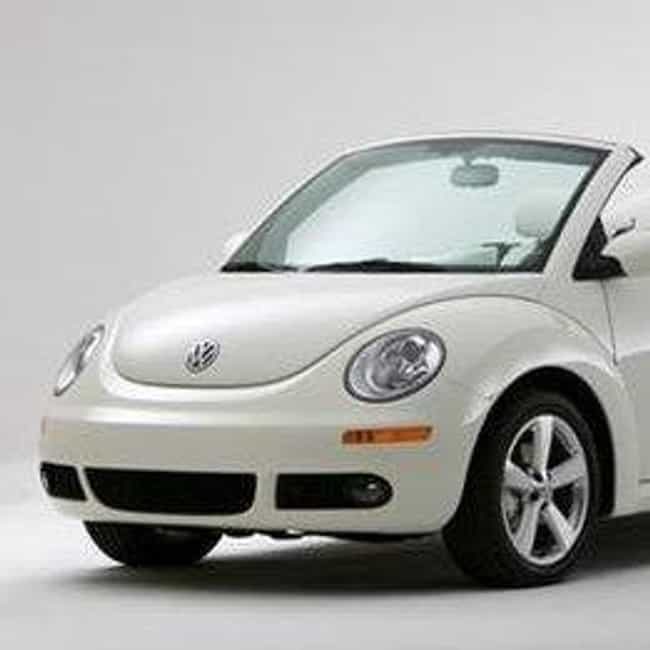 2007 Volkswagen New Beet... is listed (or ranked) 4 on the list The Best Volkswagen New Beetles of All Time