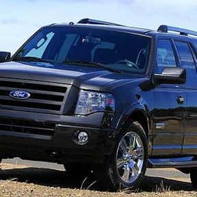 2008 Ford Expedition is listed (or ranked) 10 on the list The Best Sport Utility Vehicles of All Time