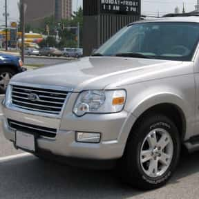 2007 Ford Explorer is listed (or ranked) 21 on the list The Best Sport Utility Vehicles of All Time