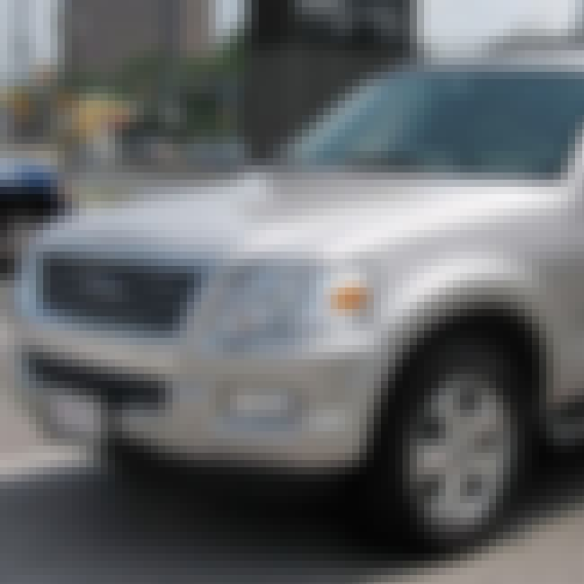 2007 Ford Explorer is listed (or ranked) 4 on the list The Best Ford Explorers of All Time