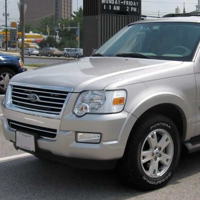2007 Ford Explorer is listed (or ranked) 3 on the list The Best Ford Explorers of All Time