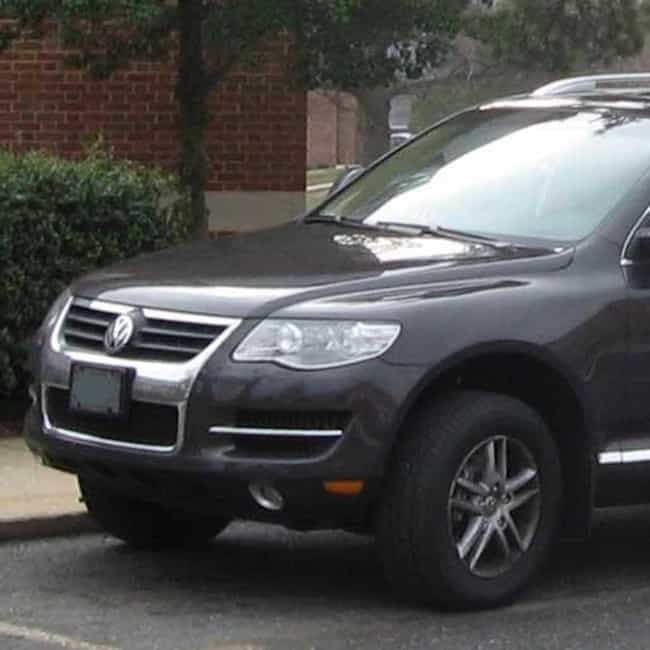 2008 Volkswagen Touareg 2 is listed (or ranked) 2 on the list The Best Volkswagen Touaregs of All Time