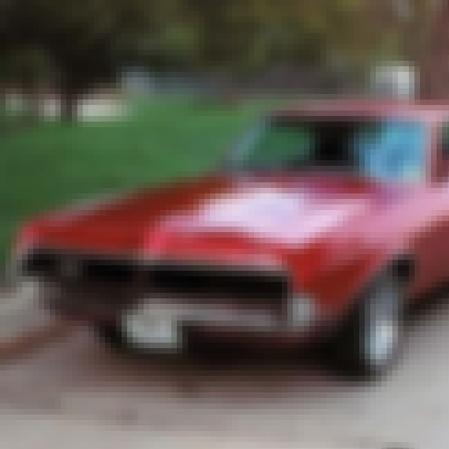 1969 Mercury Cougar is listed (or ranked) 6 on the list List of All Cars Made in 1969