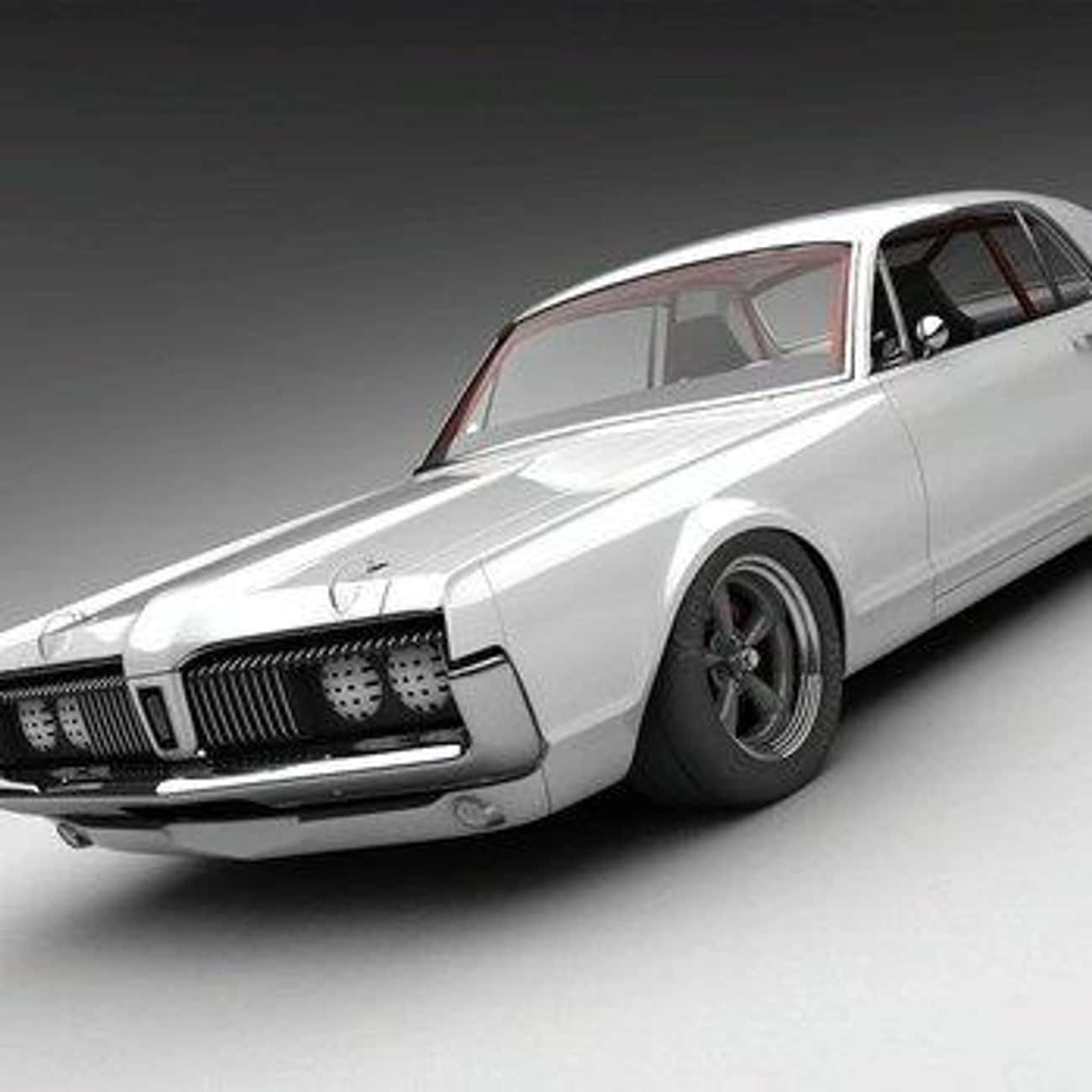 1968 Mercury Cougar is listed (or ranked) 2 on the list List of Popular Mercury Cougars