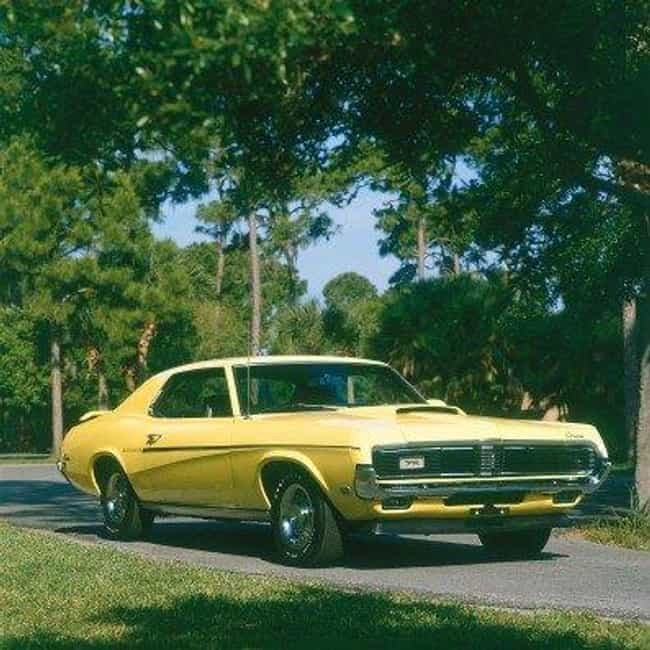 1970 Mercury Cougar is listed (or ranked) 2 on the list The Best Mercury Cougars of All Time