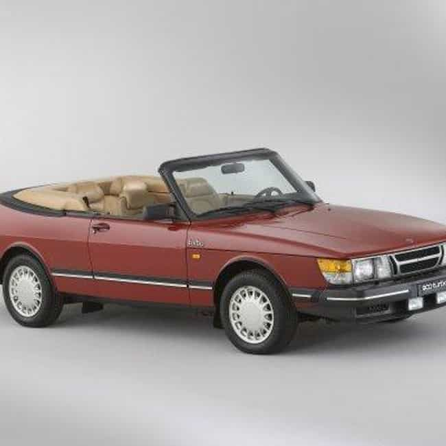 1986 Saab 900 is listed (or ranked) 4 on the list The Best Saab 900s of All Time