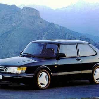 1987 Saab 900 Hatchback