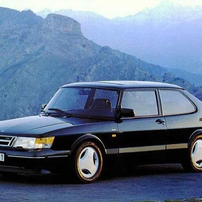 1987 Saab 900 Hatchback is listed (or ranked) 2 on the list List of Popular Saab Hatchbacks