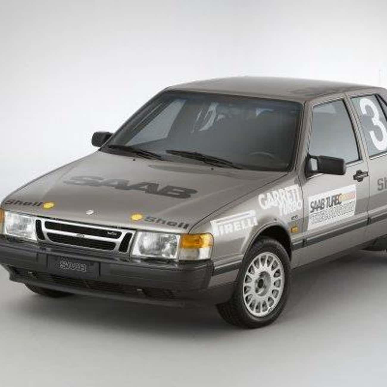 1986 Saab 9000 Hatchback is listed (or ranked) 1 on the list List of Popular Saab Hatchbacks