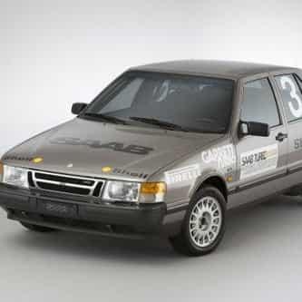 1986 Saab 9000 Hatchback