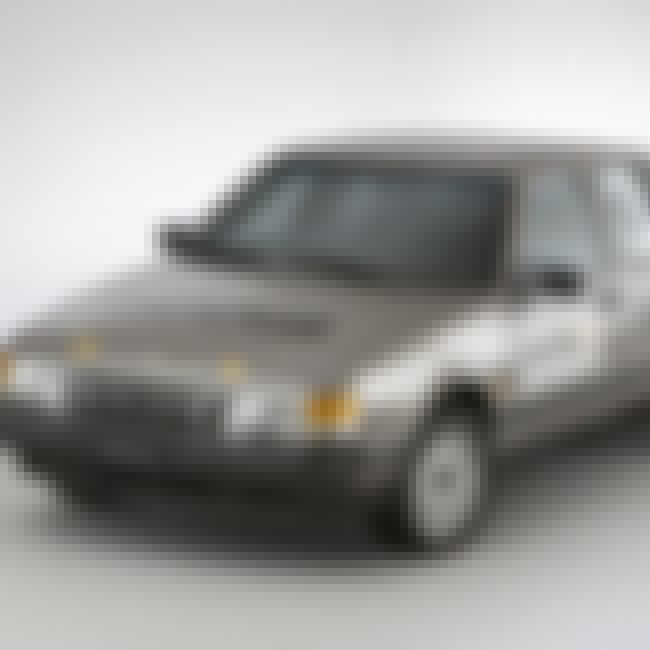 1986 Saab 9000 Hatchback is listed (or ranked) 1 on the list List of Popular Saab 9000s