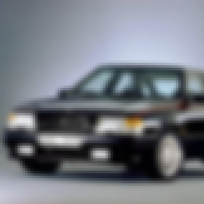 1987 Saab 9000 is listed (or ranked) 3 on the list List of Popular Saab 9000s
