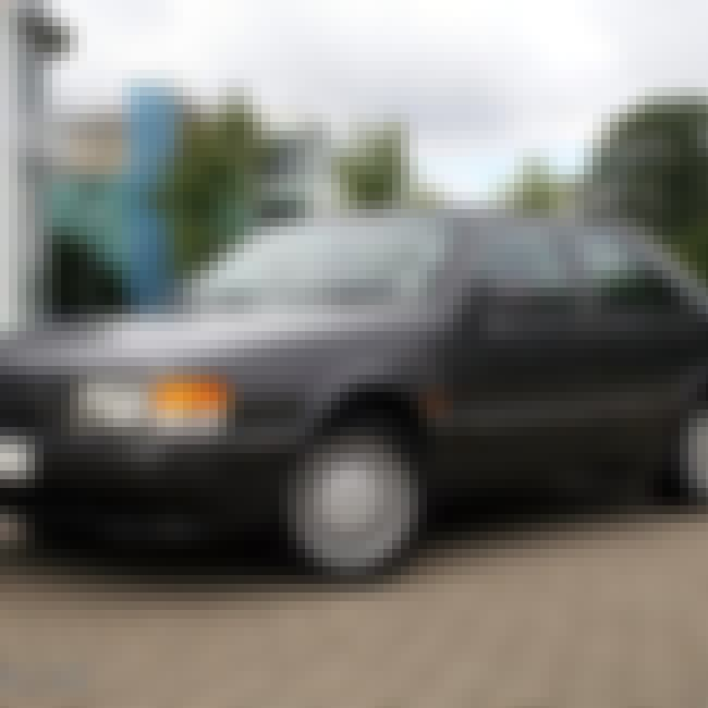 1988 Saab 9000 is listed (or ranked) 4 on the list List of Popular Saab 9000s