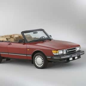 1989 Saab 900 Convertible is listed (or ranked) 11 on the list The Best Saab Convertibles of All Time