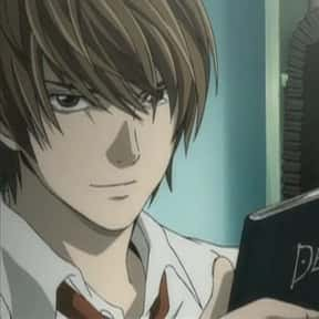 Light Yagami is listed (or ranked) 2 on the list The Best Death Note Characters