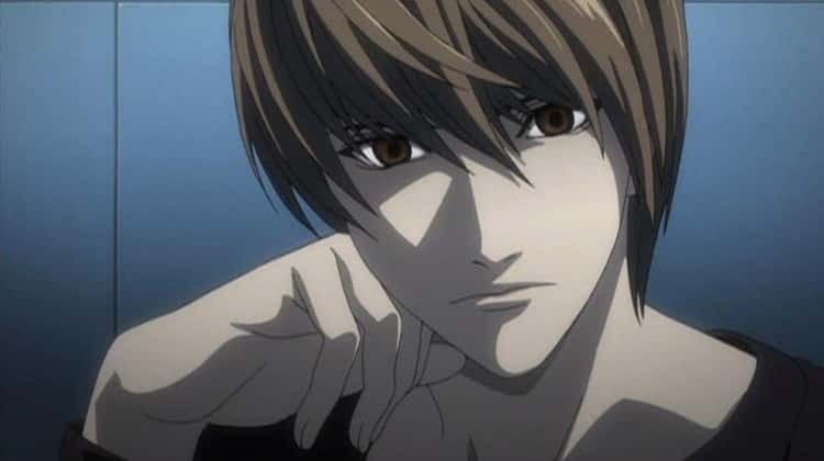 Light Yagami — Death Note